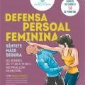 Curso: Defensa personal femenina