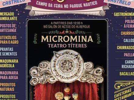 FEIRA 30 DE DECEMBRO 2018 EN CASTRELO DE MIÑO