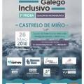 III Campionato Galego Inclusivo de Slálom de Motonáutica