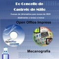 Cursos de informática en el aula INFO para el mes de marzo