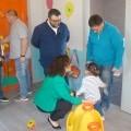 A directora Xeral de Familia da Xunta visita as instalacións da Casa Niño de Castrelo de Miño
