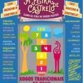 Feira de Castrelo do mes de xuño: Xogos tradicionais de chan