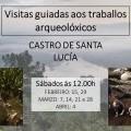VISITAS GUIADAS AL CASTRO DE SANTA LUCÍA