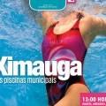 Ximauga nas piscinas municipais