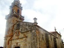 Igrexa de Santo Estevo