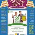 Feira de Castrelo do mes de setembro: Campaña de reciclaxe