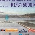 CAMPEONATO GALLEGO DE INVIERNO  K1/ C1 5000 METROS