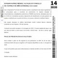 BANDO 14/2020: Subvenciones para autónomos y PYMES