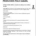 BANDO 2/2020: INFORMACIÓN SOBRE AYUDAS PARA PALIAR DAÑOS PRODUCIDOS POR EL JABALÍ